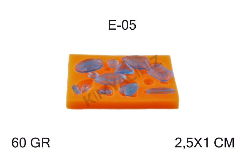 Kimyacınız - Epoksi Silikon Kalıp E-05