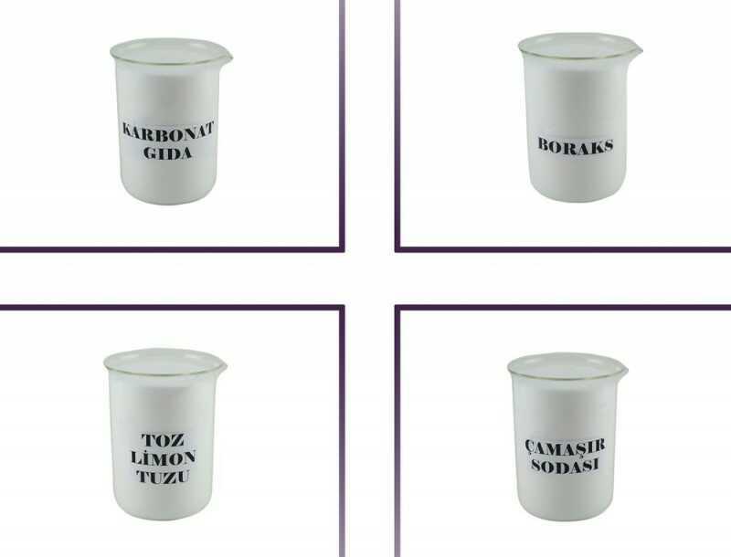 Karbonat 1 KG Boraks 1 KG Limon Tuzu 1 KG Çamaşır Sodası 1 KG – Doğal Bulaşık Deterjanı Seti