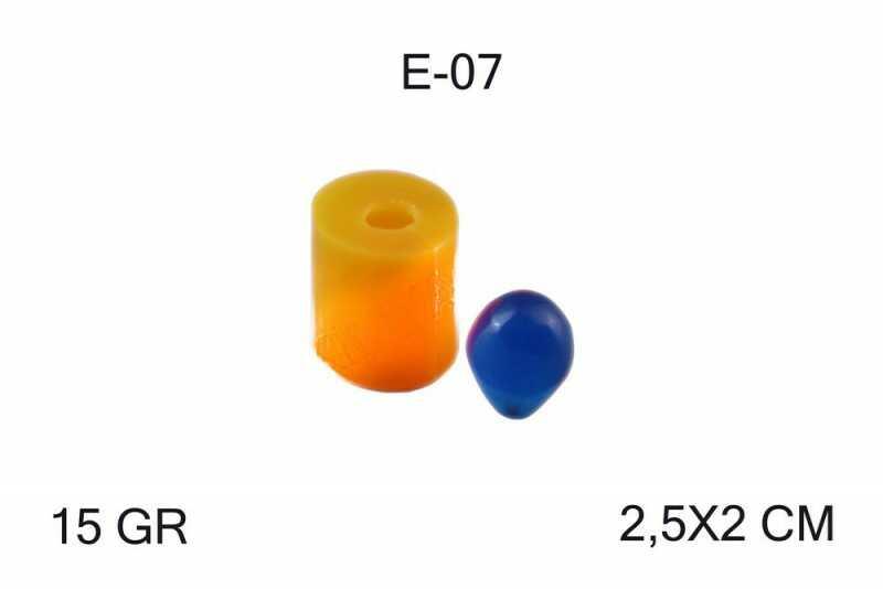 Kimyacınız - Su Damalası Epoksi Silikon Kalıp E-07