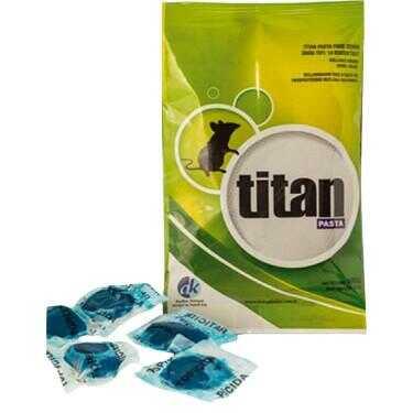 Kimyacınız - Titan Pasta Fare Zehiri 100 GR