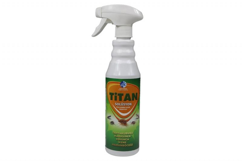 Kimyacınız - Titan Solüsyon 450 ML